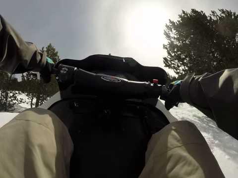 Arinsal / pal Andorra ski doo trip go-pro