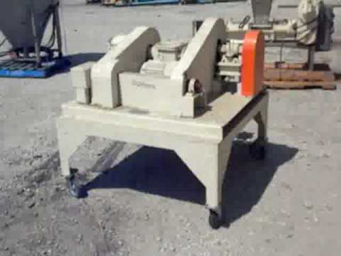 Used: McCool Laboratory Disc Pulverizer & Denver Equipment Laboratory Jaw Crusher-Stock#41694004