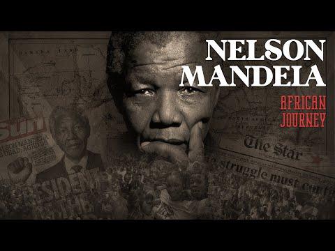 Nelson Mandela's Big Secret Through The African Journey!
