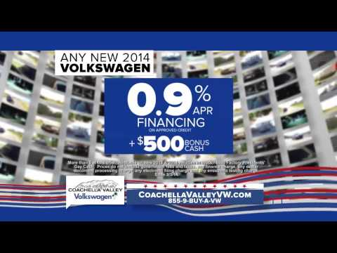 VW Presidents Sale on New and Used Cars at Coachella Valley Volkswagen in Indio, CA