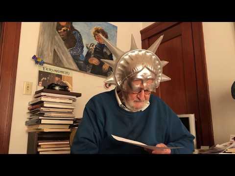 Trump's Trojan Horse by Lawrence Ferlinghetti