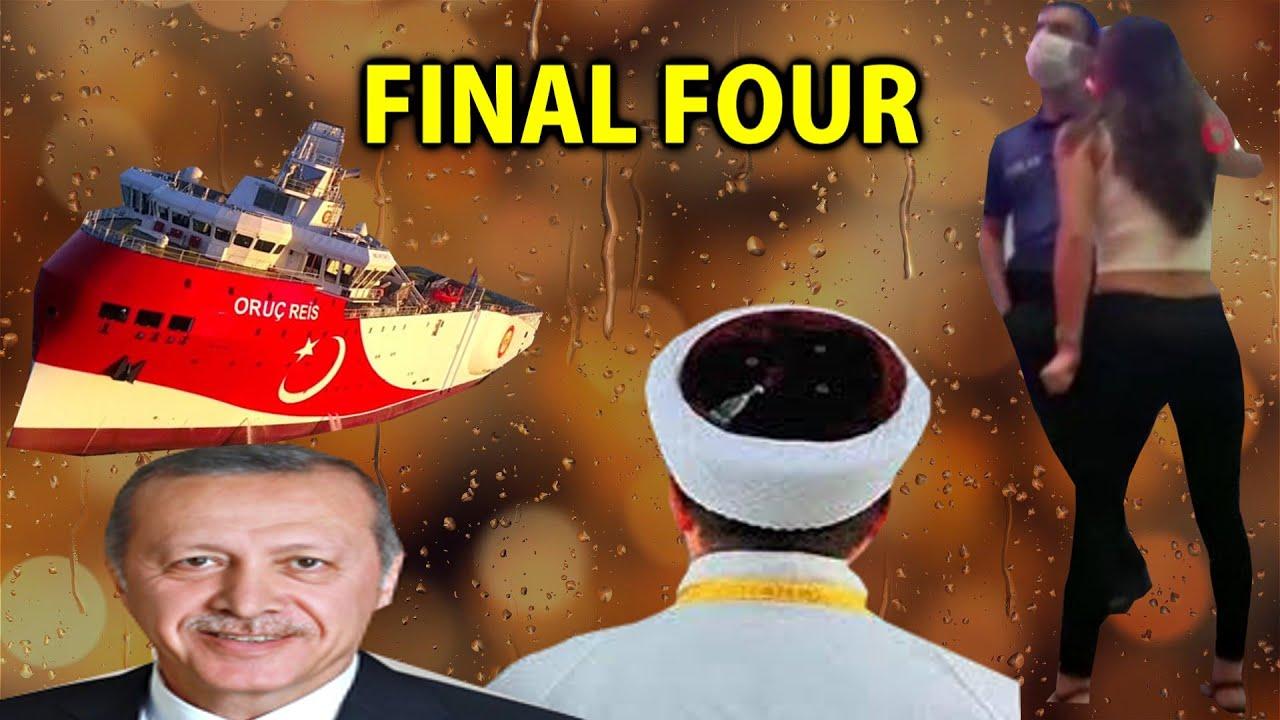 MP - Tacizci İmam / Polise Saldıran Kadın / C. Başkanına Hakaret Davaları / Gemimizin Geri Çekilmesi