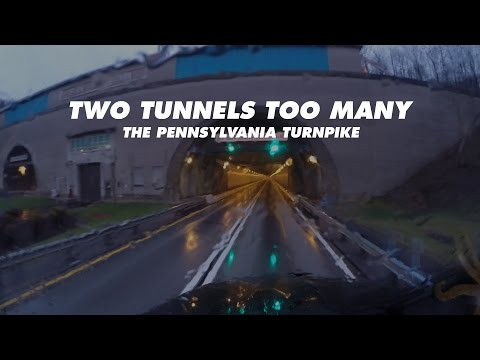 Two Tunnels Too Many | Allie Knight