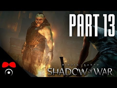BALROG A ZRADA Z VLASTNÍCH ŘAD! | Shadow of War #13