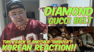 [THAI,ENG SUB][Korean Reaction] DIAMOND - GUCCI BELT ft. YOUNGOHM ,FIIXD ,YOUNGGU (Prod. by SIXKY!)