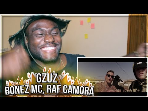 BONEZ MC & RAF CAMORA feat. GZUZ - KOKAIN | GERMAN RAP REACTION 🔥🔥