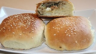 Tuna Bread Rolls (very Soft & Moist)