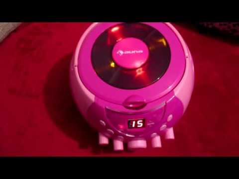 Auna Karaoke Machine