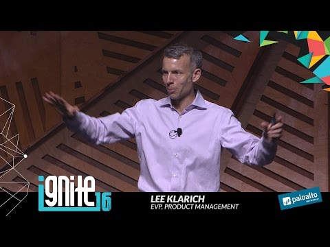 Ignite 2016 Keynote - Lee Klarich