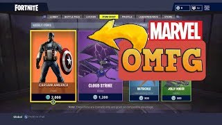 FORTNITE AVENGERS SKINS COMING TOMORROW | RAFFLES ARE BACK | ROAD TO 850 SUBS