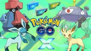 Pokémon GO | Todas las Evoluciones con los Módulos de cebo MAGNÉTICO, GLACIAR y MUSGOSO [Español]