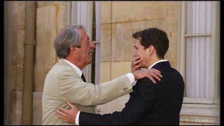 Le bel hommage de Guillaume Canet à Jean Rochefort