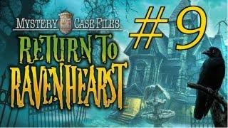 Mystery Case Files: Return to Ravenhearst Walkthrough part 9