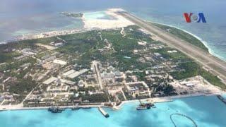 Phi đạo TQ xây trên đảo Phú Lâm ở Hoàng Sa gặp phản ứng mạnh của VN