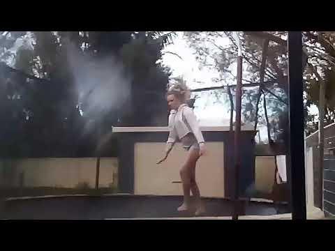 Tell them all I say hi gymnastics music video