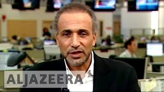 Riz Khan - Tariq Ramadan and Slavoj Zizek on the future of Egyptian politics