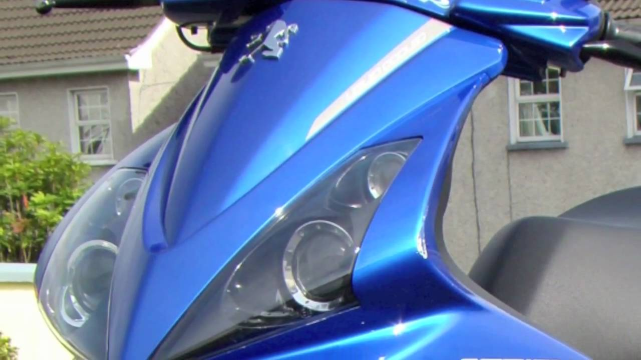 peugeot jetforce 50cc - youtube