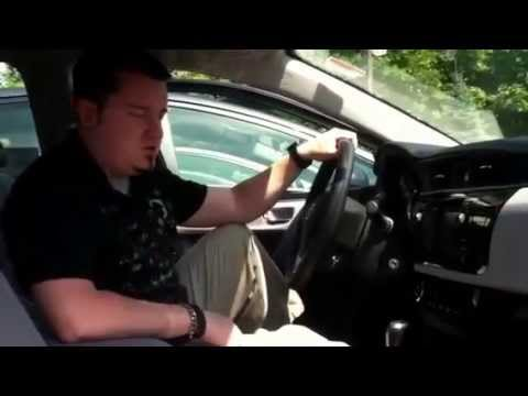 Steering Wheel Lock Youtube