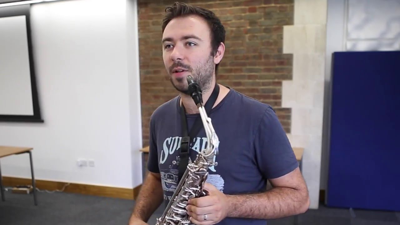 Extended Saxophone Techniques with Dom Childs | The Ingenium