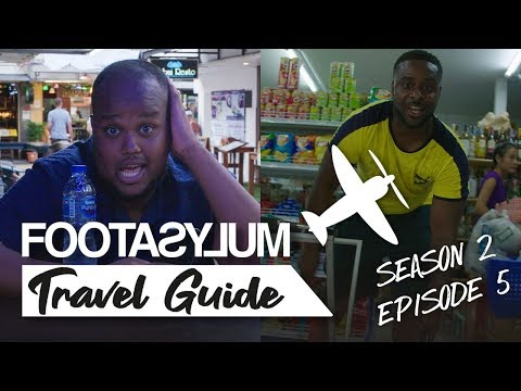 CHUNKZ AND LV GENERAL PARTY ON PHI PHI ISLAND | FOOTASYLUM TRAVEL GUIDE: SOUTHEAST ASIA | EPISODE 5