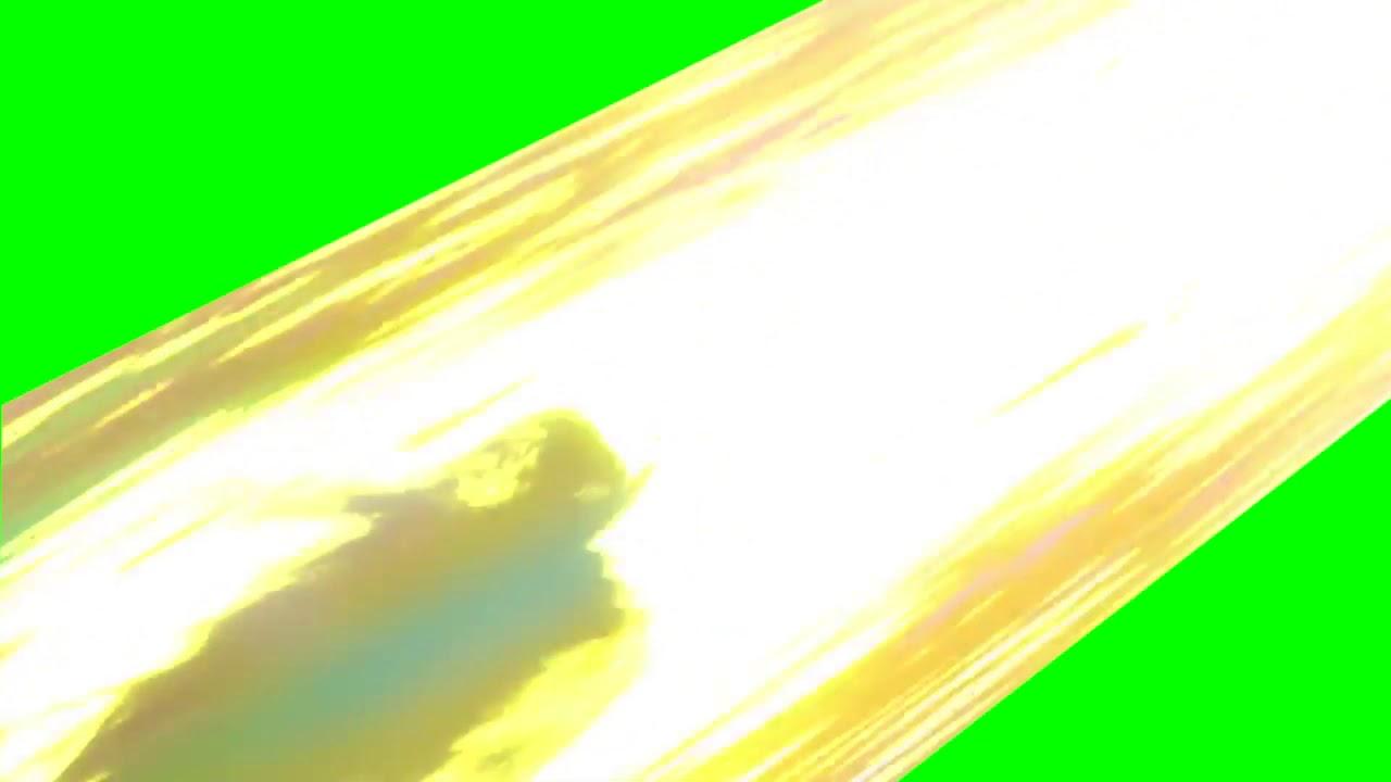 Smash Bros Ultimate Light Beam Green Screen Youtube
