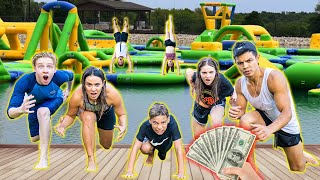 ULTIMATE OBSTACLE COURSE CHALLENGE at The Royalty Palace! | The Royalty Family
