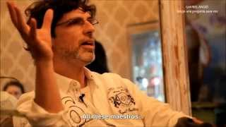 GABRIEL ANGIÓ Tengo una pregunta para vos (por Pepa Palazón) with ENGLISH subtitles.