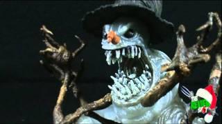 Christmas Spot - McFarlane Toys Twisted X-mas Snowman