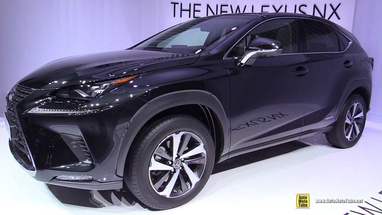 2018 lexus nx300h exterior and interior walkaround debut at 2017 frankfurt auto show youtube. Black Bedroom Furniture Sets. Home Design Ideas