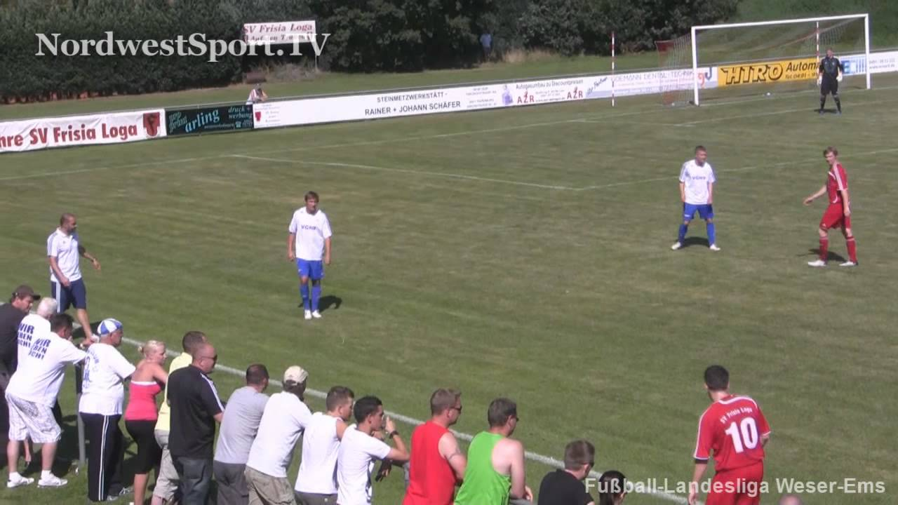Nordwestsport Tv Frisia Loga Bsv Kickers Emden Fussball Landesliga Weser Ems 1