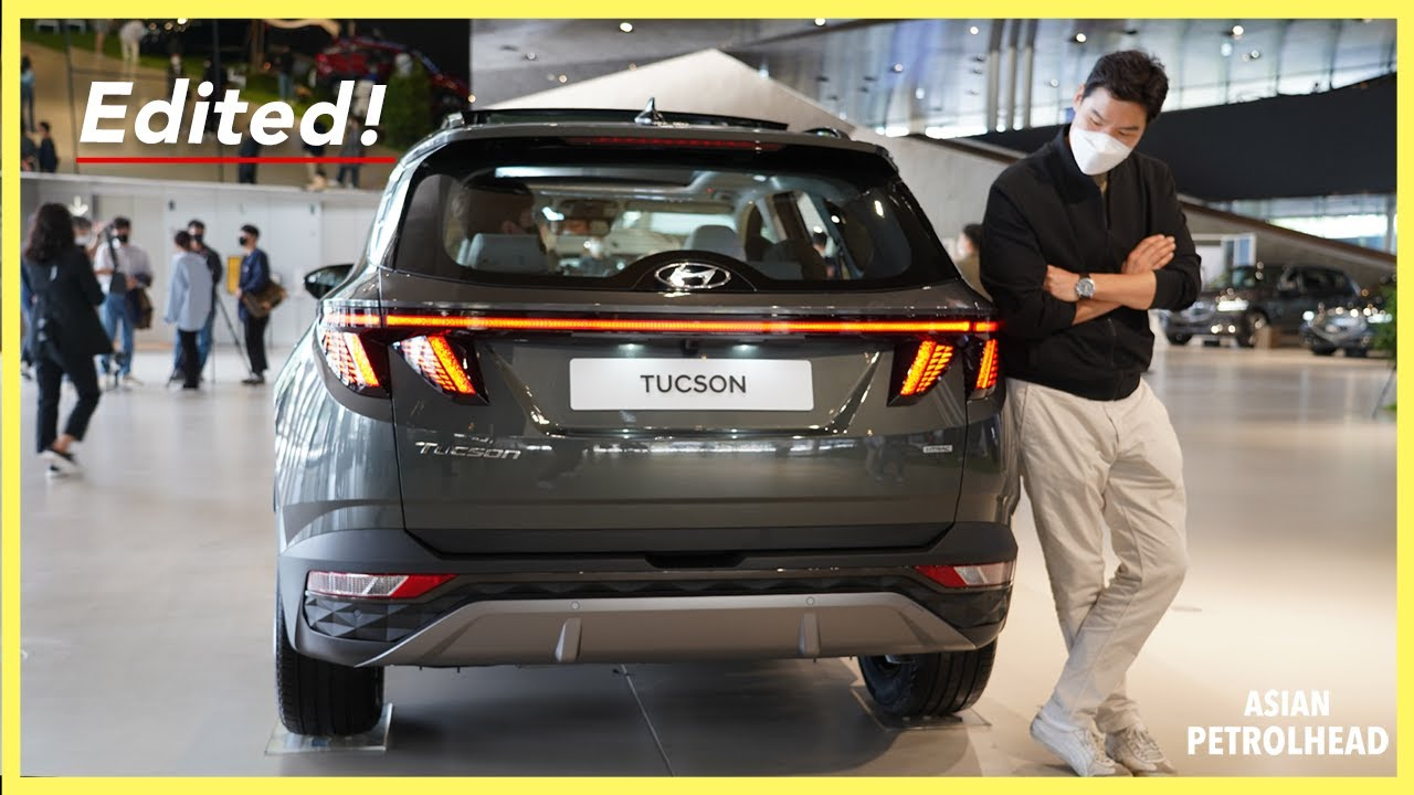 [Edited] 2021 Hyundai Tucson – Is the new Hyundai Tucson the SUV you have been waiting for?