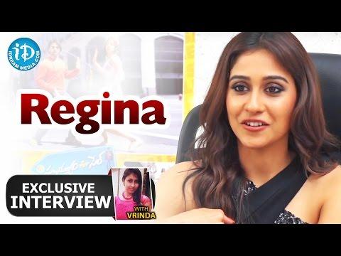 Actress Regina Cassandra Exclusive Interview || Talking Movies #20