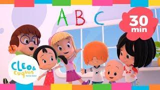 COLECCIÓN ABC | ABECEDARIO. Cleo & Cuquin | Familia Telerín. Canciones infantiles para niños