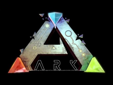 ARK Survival Evolved menu corruptions