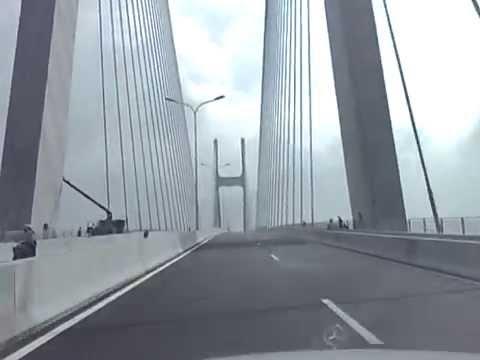 Phu My  bridge...
