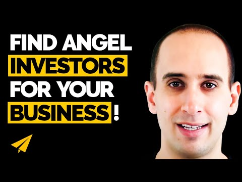 Angel Investors - How to find an angel investor