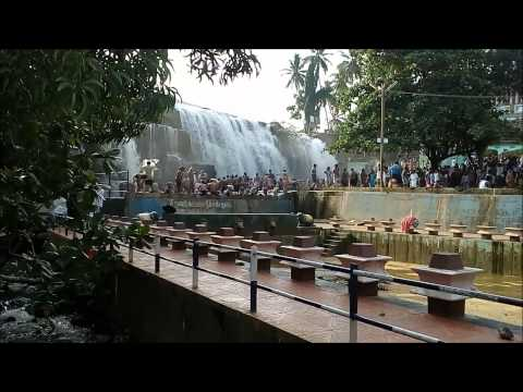 Tirparappu Waterfalls - My Tamilnadu tourism