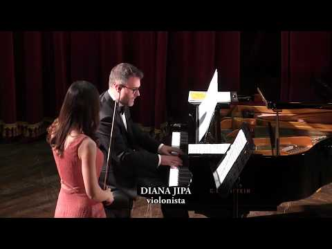 Dinu Lipatti - Sonatina op.1, mov.3 (Diana Jipa & Stefan Doniga)