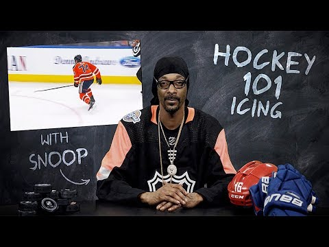 Hockey 101 With Snoop Dogg | Ep 4: Icing