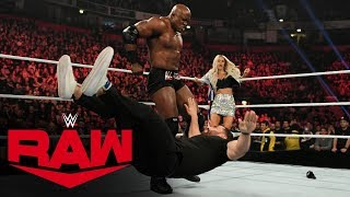 Lana claims she is pregnant with Rusev's baby: Raw, Nov. 11, 2019