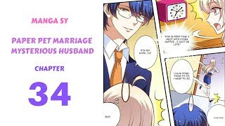Paper Pet Marriage Mysterious Husband Chapter 34-Cooking