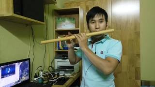 Xuân về bản Mèo - sáo dân tộc H'Mông (dân tộc Mèo)