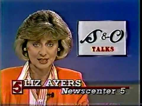 WTVH Channel 5 News - 7/25/89 - Syracuse, NY