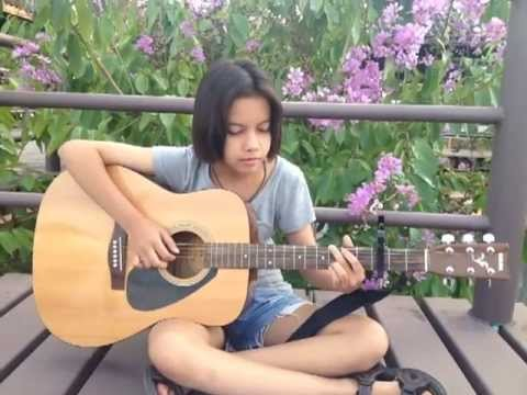 Right Here Waiting - Richard Marx Guitar (cover By Jasmin - Patchalaware)