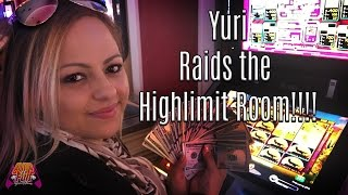 !Handpay!! Yuri raids the highlimit room!!!