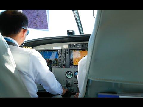 Pai to Chiang Mai, Thailand | Full Flight Cessna