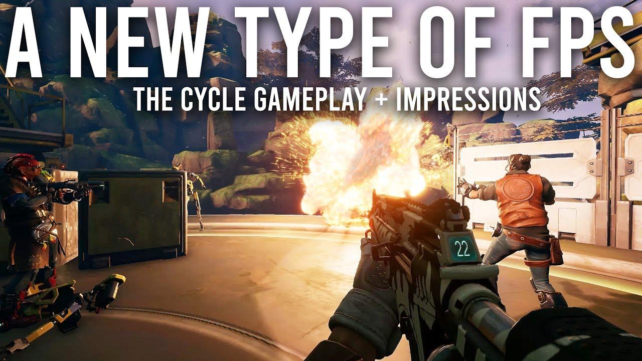 Un nouveau type de jeu FPS - Le gameplay Cycle First Impressions + vidéo