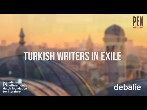 Turkish writers in exile