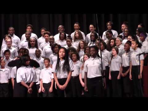 Mattawoman Middle School - Winter Chorus Concert - 12-11-2015