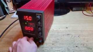 unboxing and review of uni t utp305 30v 5a power supply